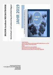 Pressemitteilung: Bilder-Lexikon Mechatronik als ebook/ USB-Stick/ CD-ROM