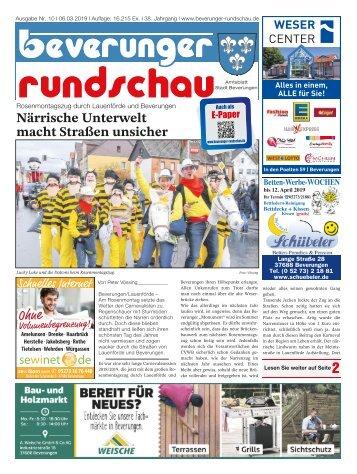 Beverunger Rundschau 2019 KW 10