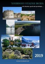 YourWays Travel Brochure 2019