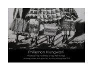 Phillemon Hlungwani 2019-Nwansati wa matimba a nga heli mongo  (A strong woman never gives up)