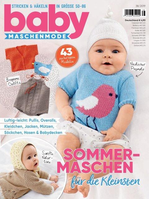 Baby Maschenmode Nr. 38/2019