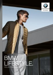 BMW Lifestyle Catalogue 2020