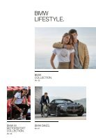 BMW Lifestyle Catalogue 2019  - Page 4