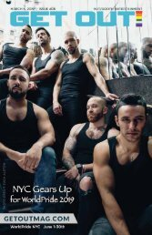 Get Out! GAY Magazine – Issue 408 March 6, 2019