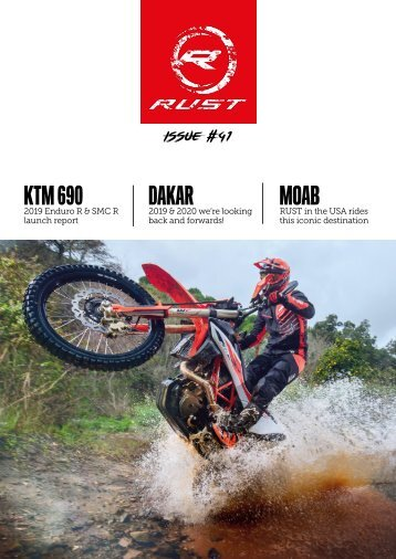 RUST magazine: RUST#41