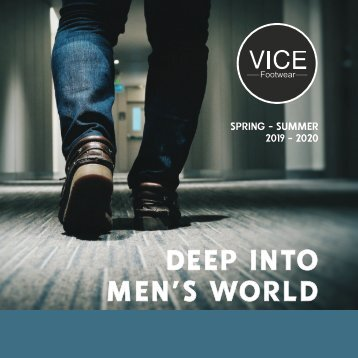 2019 VICE PRODUCT CATALOGUE DUMMIE