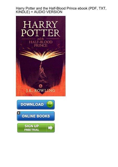 Harry Potter Poster Download