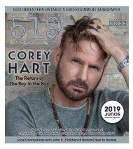 519 Magazine March 2019