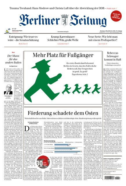 Berliner Zeitung 05.03.2019