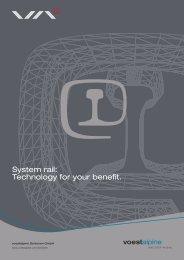 rail brochure [1.7 MByte/pdf] - voestalpine