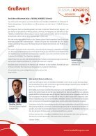 Programmheft 2. FUSSBALL KONGRESS Schweiz - Page 3