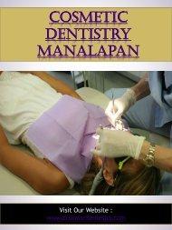 Cosmetic Dentistry Manalapan