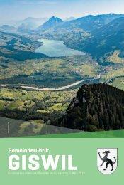Gemeinde Giswil 2019-10