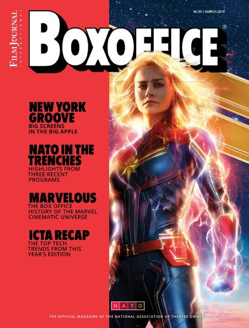 Boxoffice - March 219