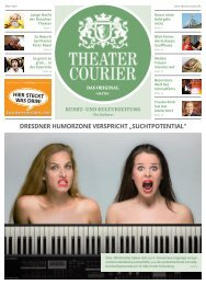 TheaterCourier März 2019