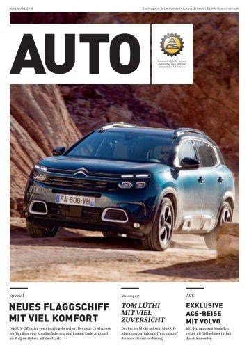 ACS Automobilclub - Ausgabe 8