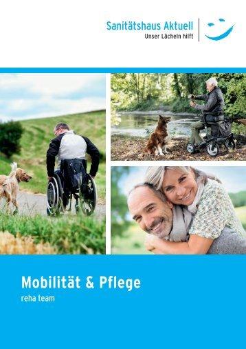 Mobilität und Pflege