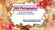 Professional Wedding Photography San Diego