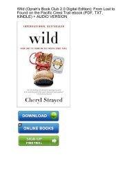 (SUPERIOR) Wild Oprahs Book Club Digital ebook eBook PDF