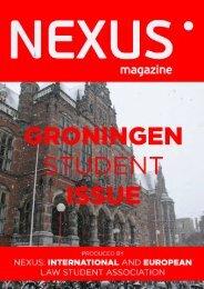 Nexus Magazine - Student Issue