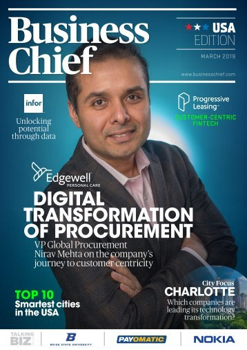 Business Chief USA March 2019