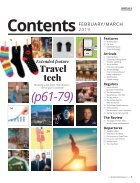 The Business Travel Magazine Feb/Mar 2019 - Page 3