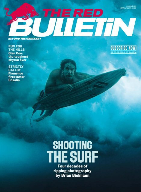 THE RED BULLETIN March 2019
