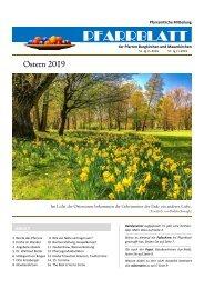 pfarrblatt ostern 2019 version homepage