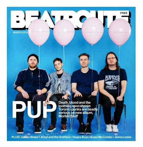 BeatRoute Magazine BC Edition March 2019