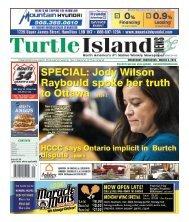 Turtle Island News - 03/06/2019