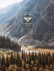 Christof Wolf Workbook
