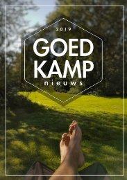 Goedkamp Nieuws 2019 AANGEPAST