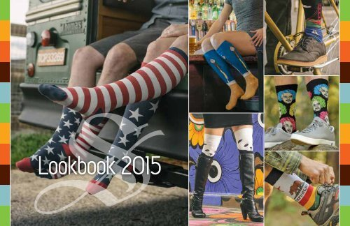 Socksmith Lookbook 2015