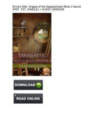 (RESPONSIBLE) Download Ermas Attic Angels Appalachians Book ebook eBook Mobi