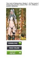 (ASSURED) Download Land Debauchery Books Bundle ebook eBook PDF