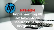 HP2-H84 Exam Braindumps Questions