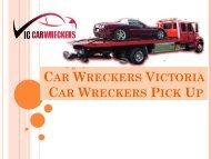 Car Wreckers Victoria