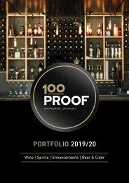 100Proof Core Range 2019