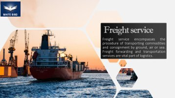 How to Choose a Freight Service Provider in UK?