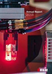 R&M Annual Report 2018