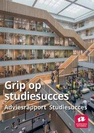 Adviesrapport Studiesucces