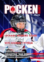 Puckenbladet 2018-2019