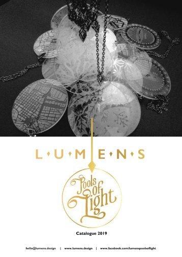 Lumens Catalogue 2019