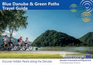 Blue Danube & Green Paths Travel Guide