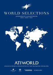 WORLD SELECTIONS