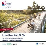 Römer-Lippe-Route für Alle
