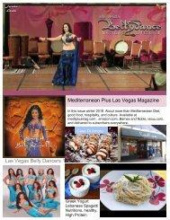 Mediterranean Plus Las Vegas Magazine Feb/Mar 2019