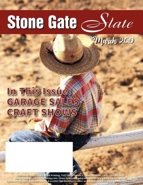 Stone Gate March 2019