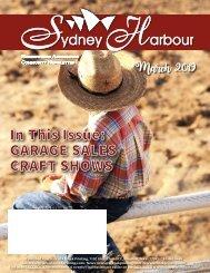Sydney Harbour March 2019