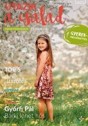 Utazik a család magazin 2019 tavasz